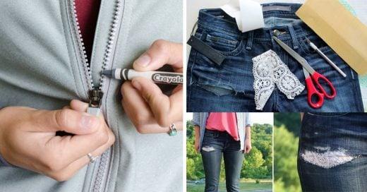 18 Trucos con la ropa que te ahorrarán mucho dinero