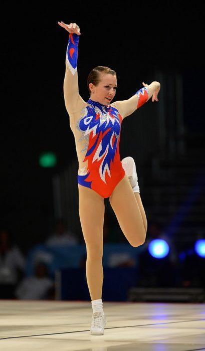 13th FIG Aerobic Gymnastics World Championships in Cancun/Mexico, June 27-29, 2014