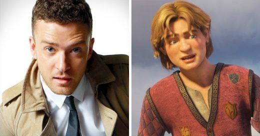 20 Personajes animados inspirados en famosos