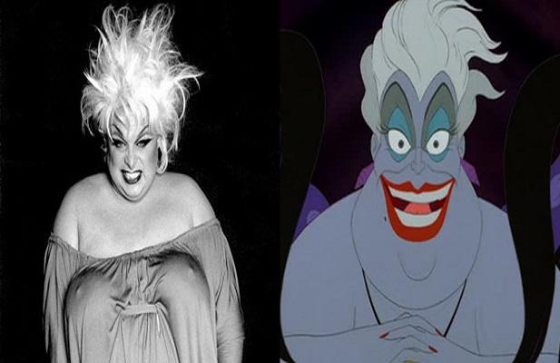 Divine y Ursula