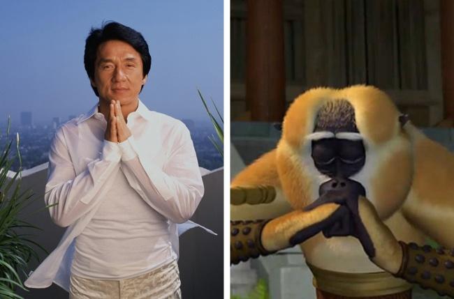 Jackie Chan - Mono
