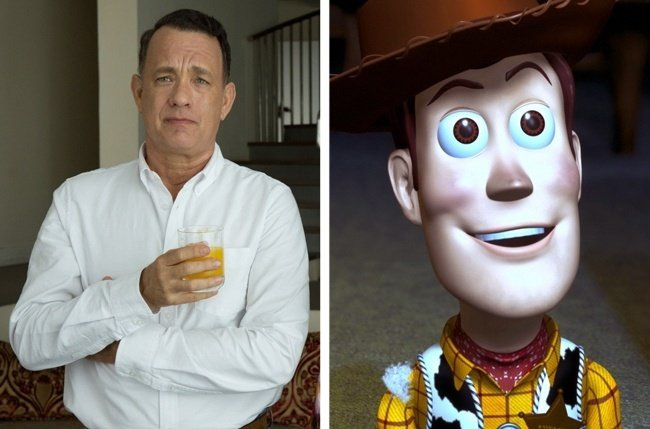 Tom Hanks - Woody