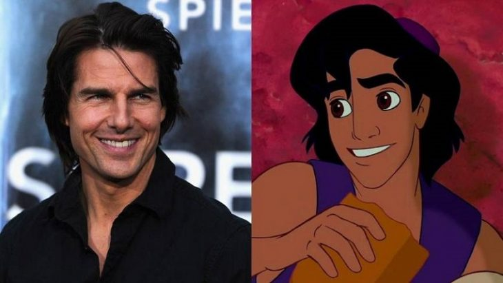 Tom Cruise - Aladdin