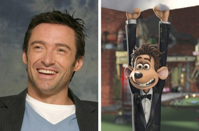 Hugh Jackman - Roddy