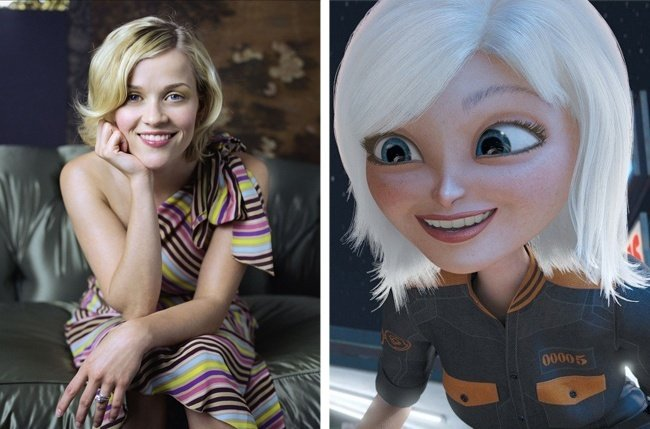 Reese Witherspoon - Susan Murphy