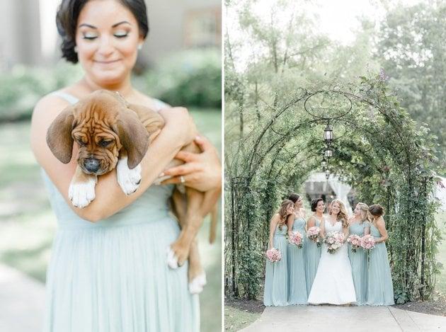 Otras fotografías de la boda.