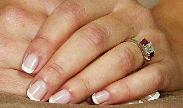 anillo de compromiso princesa Mary de Dinamarca