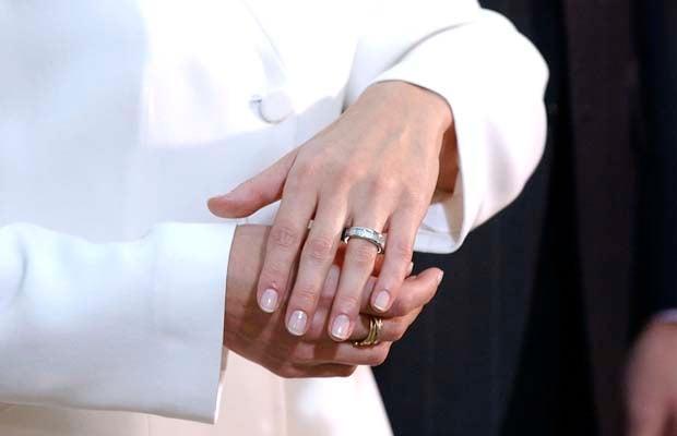 anillo de compromiso reina Letizia de España