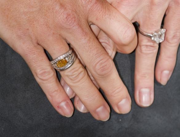 anillo de compromiso reina Máxima de Holanda