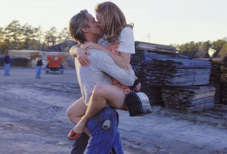 Escena de la película Diario de una pasión