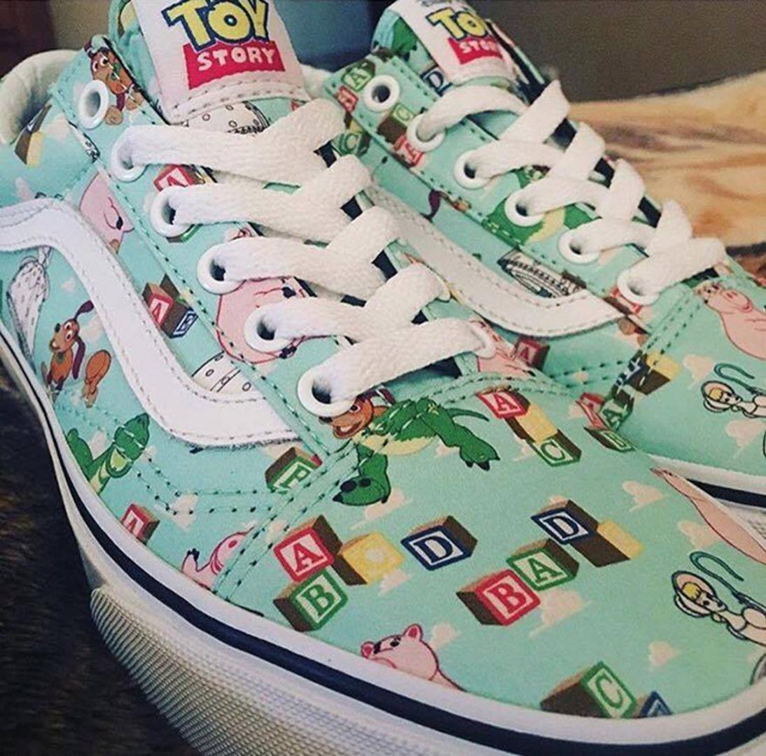 Vans Toy Story Era Chica