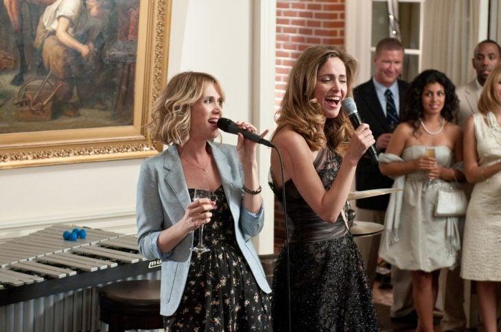 chicas cantando