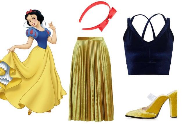 Disfraces de Disney que te encantará usar en Halloween 42481bd8a79