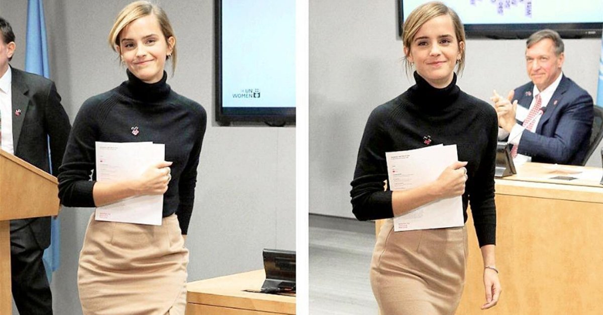 Emma Watson nos enseña a usar prendas ecologistas sin perder el estilo