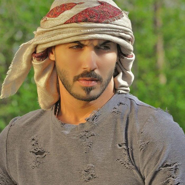Omar Borkar el hombre más guapo del mundo