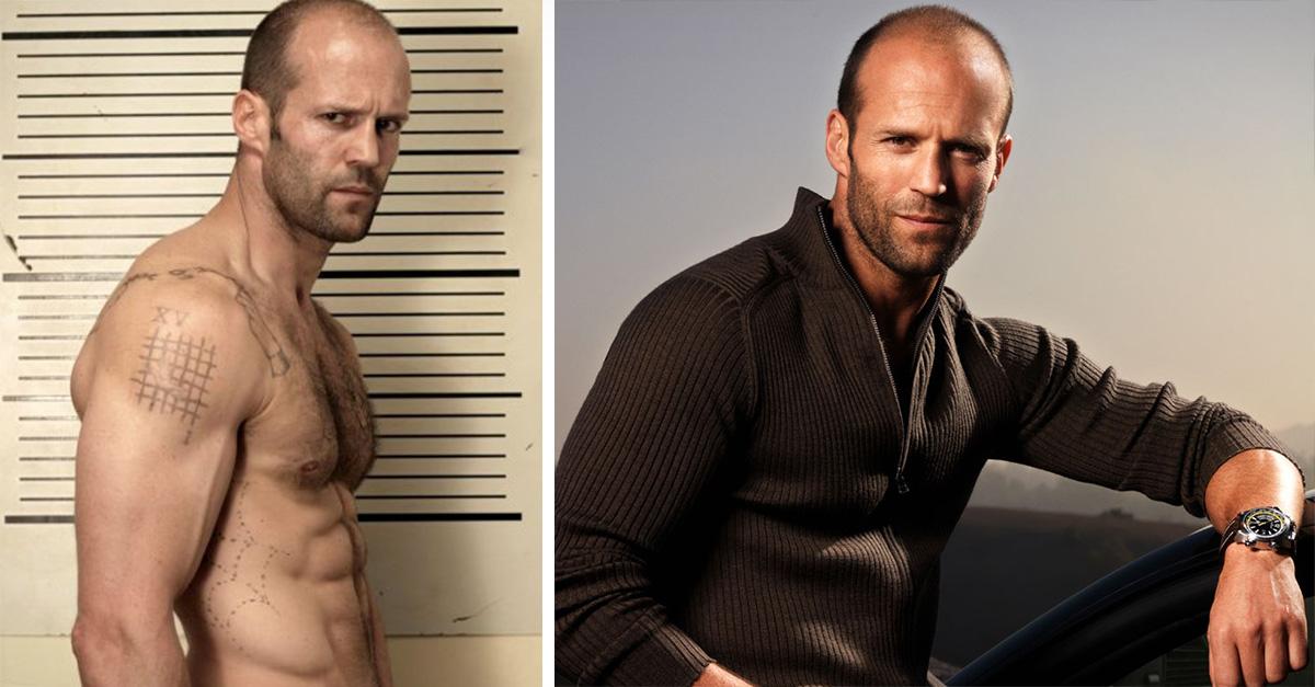 15 fotografías de Jason Statham que te harán el día