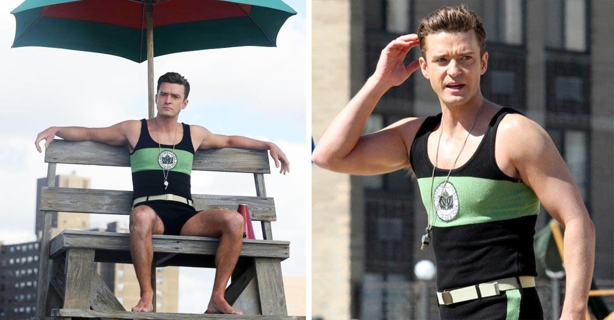 Justin Timberlake será un salvavidas de los 50