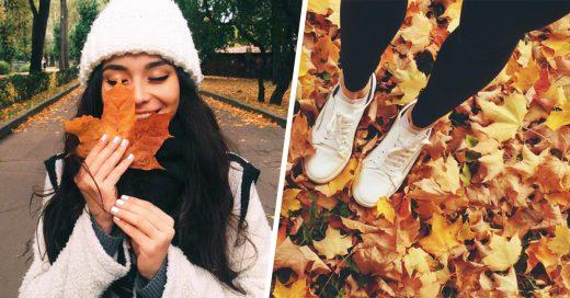Razones por las que otoño es tu estación favorita del año