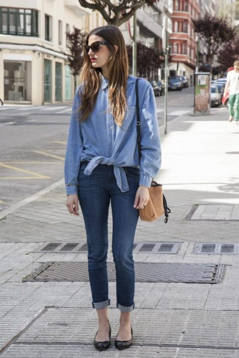 20 looks en demin que debes intentar