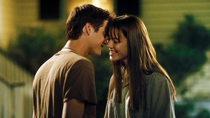 Protagonistas de un amor para recordar