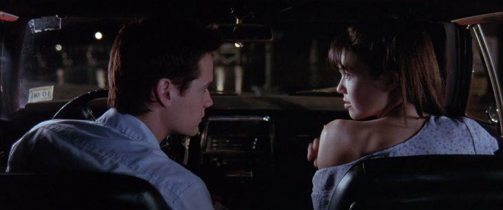 Escena de la película Un amor para recordar