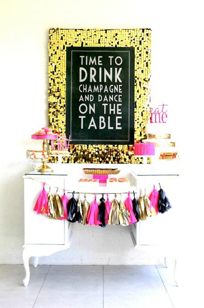 20 detalles que no pueden faltar en tu fiesta de 21 a os - Detalles de fiesta ...