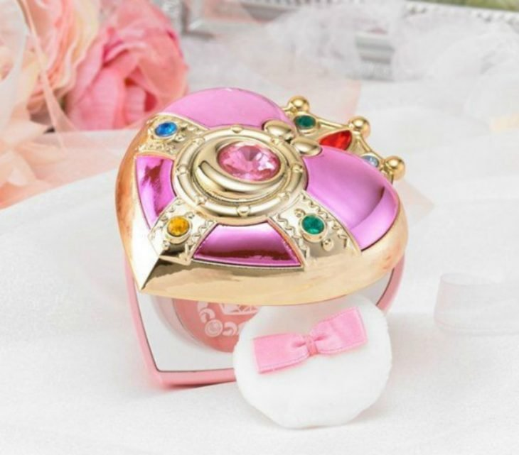 Cosmeticos de Sailor Moon rubor