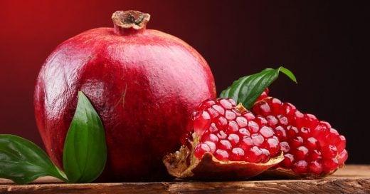 Conoce los increíbles beneficios de consumir granada