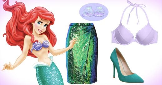 Ideas para disfraces de princesas de Disney para halloween