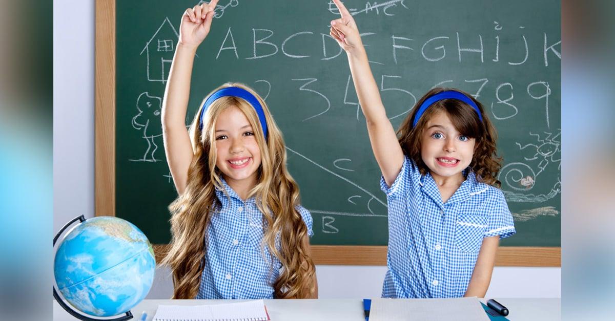 La inteligencia de los niños viene de los genes de la madre, revela nuevo estudio.