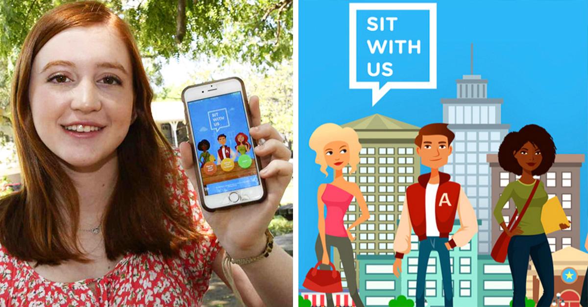 Natalie Hampton crea aplicación móvil para ayudar a otros jóvenes solitarios que son víctimas de bullying en sus escuelas