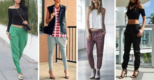 20 ideas para dominar tus outfits con jogger pants en cualquier ocasión