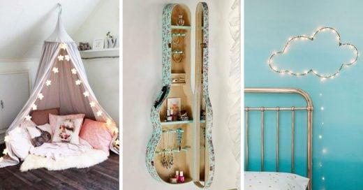 15 Cosas que tu habitación necesita para dejar de ser ordinaria y convertirse en tu lugar favorito