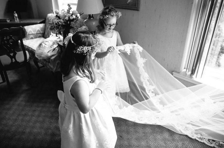 Maestra de educación especial invita a sus alumnos a la boda y se vuelven el alma del evento