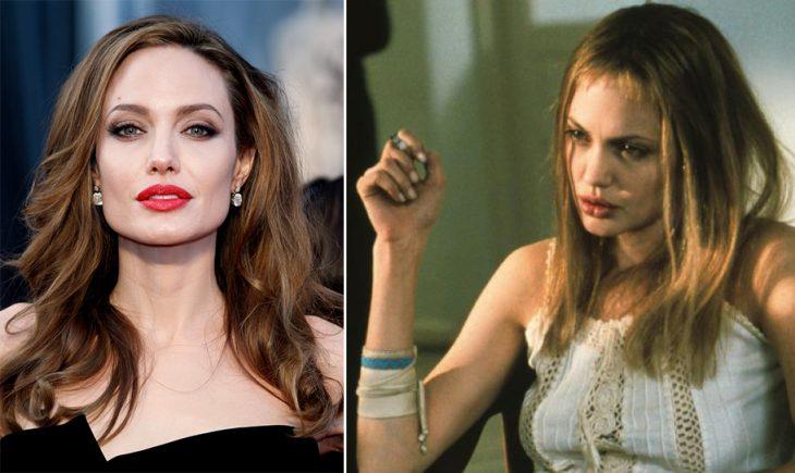 Angelina Jolie como Lisa Rowe.