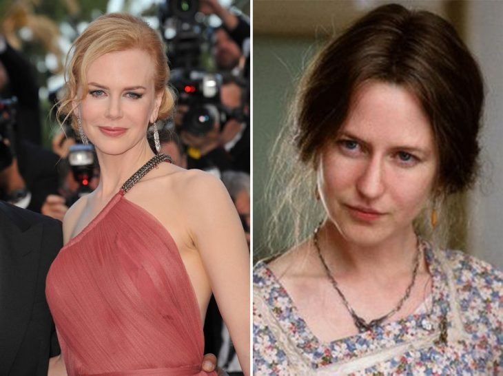 Nicole Kidman interpreta a Virgina Woolf.