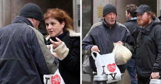 Turista francesa confundió a multipremiado actor con un mendigo y le ofreció de comer; su reacción es todo lo que necesitas ver hoy