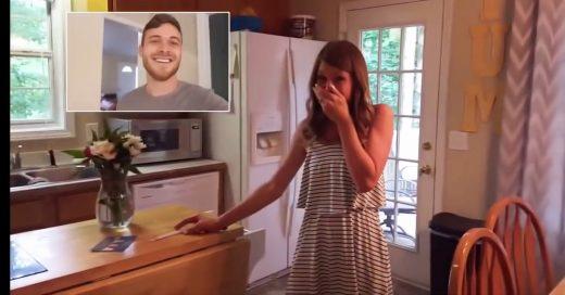 La vasectomía falló, pero este hombre realmente ha conmovido al mundo con la noticia de otro embarazo