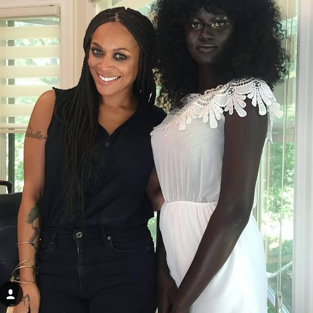 Vestidos para mujeres de piel oscura