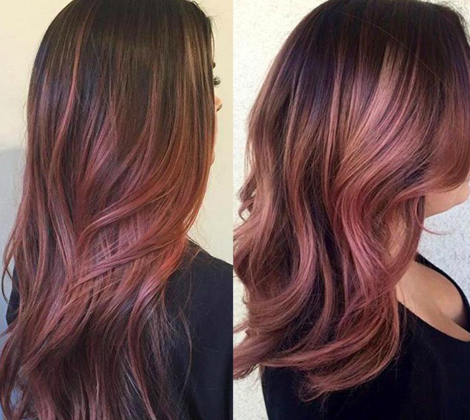 Color de pelo para pieles trigueñas y morenas