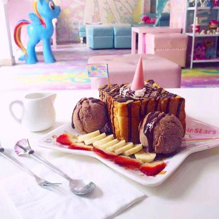 O magic cakes.