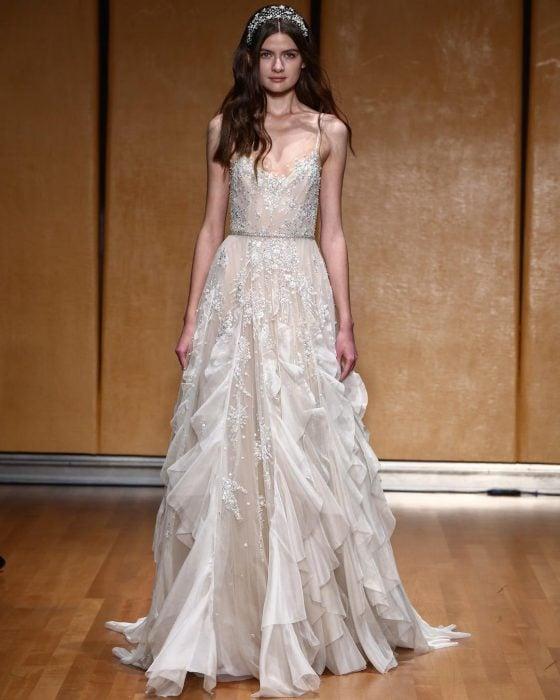 Inbal Dror nos conquista con este vestido.