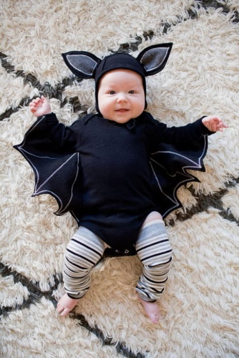disguised baby bat