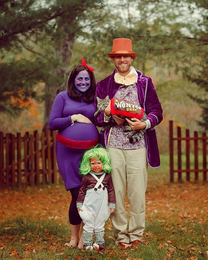 25 ideas para disfrazarse en familia este halloween - Disfraces en familia ...