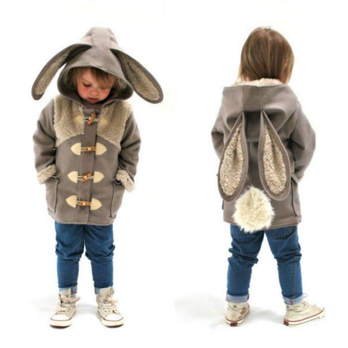 abrigo de conejito