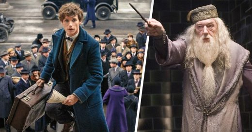 Animales fantásticos y dónde encontrarlos tendrá 5 películas más ¡y aparecerá Albus Dumbledore!