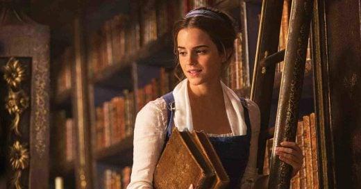 Así luce Emma Watson en La Bella y la Bestia