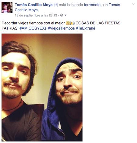 Tomás Castillo Moya cerrando ciclos