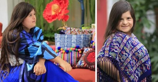 Diseñadora guatemalteca, con síndrome de down, impone moda en Londres