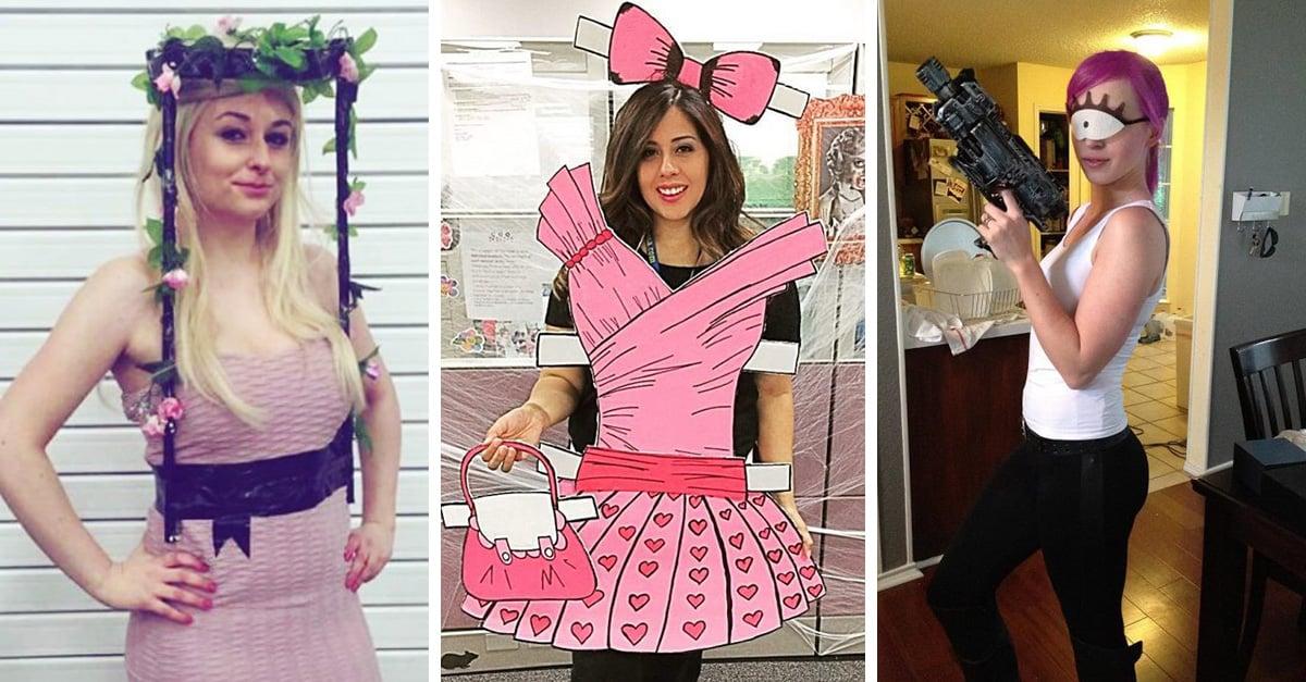 Disfraces creativos para chicas que verás este Halloween